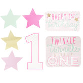 Twinkle Twinkle Little One Cutouts