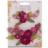 Greek Goddess Prima Flower Embellishments