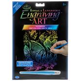 Fish Rainbow Engraving Art Kit