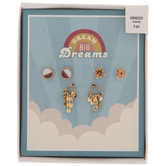 Dream Big Dreams Earrings