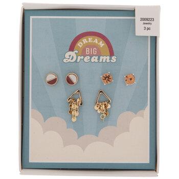 Dream Big Dreams Earrings