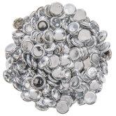 Silver Acrylic Confetti