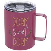 Dorm Sweet Dorm Metal Mug