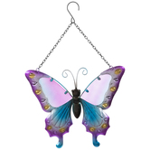 Butterfly Metal Mobile