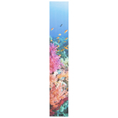Coral Reef & Fish Canvas Wall Decor