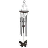 Butterfly Metal Wind Chime