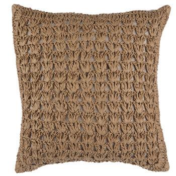 Raffia Pillow Cover