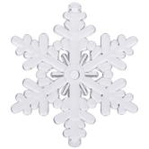 Clear Snowflakes