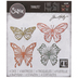 Sizzix Thinlits Scribbly Butterflies Dies