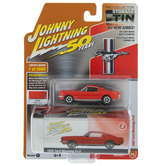 Johnny Lightning 50 Years Die Cast Muscle Car
