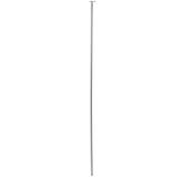 "Stainless Steel Headpins - 2"""