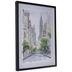 New York Stroll Framed Wall Decor