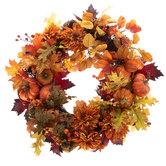 Fall Mix Wreath