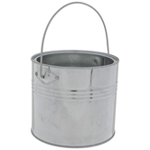Galvanized Metal Paint Bucket
