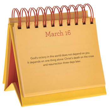 You're Going To Be Okay Perpetual Day Calendar