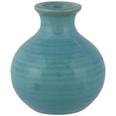 Ridged Bud Vase