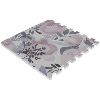 Bouquet Interlocking Foam Floor Tiles