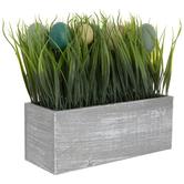 Eggs In Grass Centerpiece