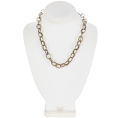 Cable Chain Necklace - 18""