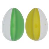 Yellow & Green Jumbo Easter Eggs