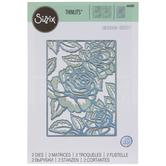 Sizzix Thinlits Floral Panel Dies