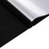 Black Cloth Post Bound Scrapbook Album -  8