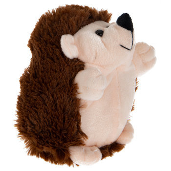 Brown Plush Hedgehog