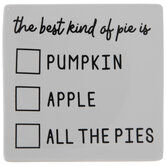 Best Kind Of Pie Decor