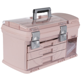 Pink Drawer Utility Storage Container