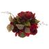 Red Mini Rose, Hydrangea, Dahlia & Peony Bush