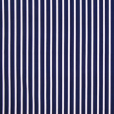 Navy & White Striped Apparel Fabric