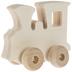 Wood Toy Train Engine