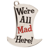 Mad Hatter Pendant