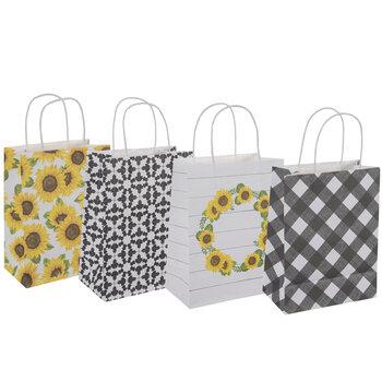 Sunflower Craft Gift Bags