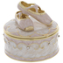 Pink Ballet Shoes Jewelry Box