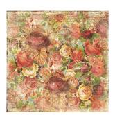 """Estella Floral Scrapbook Paper - 12"""" x 12"""""""