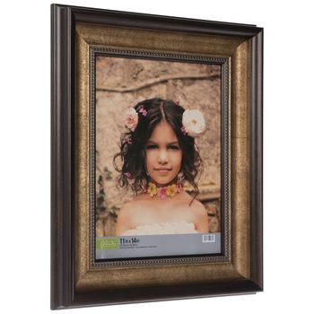 Bronze & Gold Beveled Frame