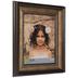 Bronze & Gold Beveled Wall Frame - 11