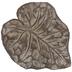 Brown Leaf Tray