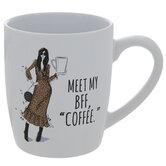 Meet My BFF Coffee Mug