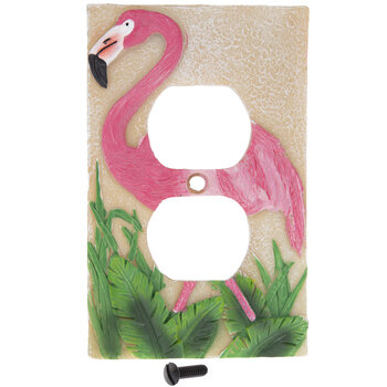 Flamingo Outlet Cover Hobby Lobby 1790328