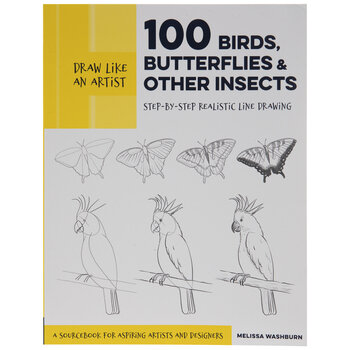 100 Birds, Butterflies & Other Insects