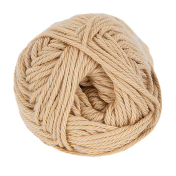 Taupe I Love This Cotton Yarn