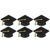 Graduation Cap Shank Buttons