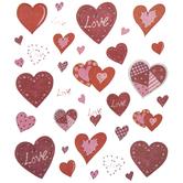 Love & Hearts Stickers