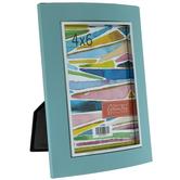 "Turquoise Metal Frame - 4"" x 6"""