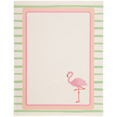 Flamingo Magnetic Notepad
