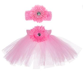 Pink Tutu Diaper Cake Kit