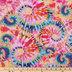 Tie Dye Duck Cloth Fabric
