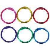 Metallic Binder Rings
